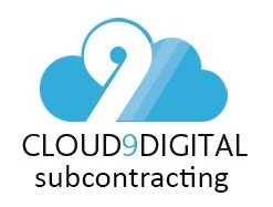 Subcontracting with Cloud9Digital